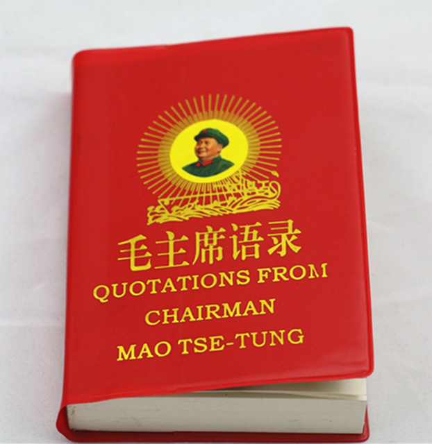 Mao-Tse tung, the little red book