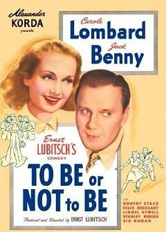 to be or not to be, film 1942